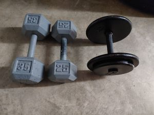 Dumbbells for Sale in Garland, TX
