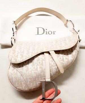 Christian dior saddle bag for Sale in Las Vegas, NV