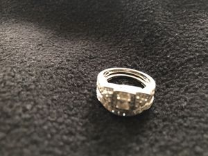 Engagement ring and wedding band for Sale in North Chesterfield, VA