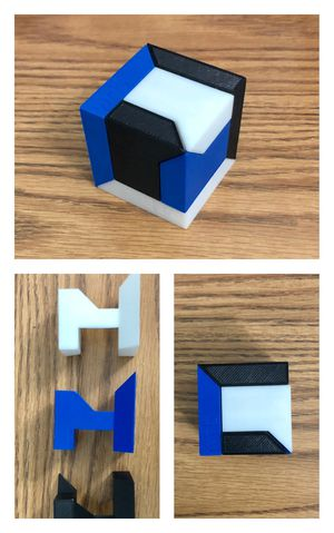 Extremely Fun Drinking Mini Game Puzzle Cube With Friends and Family for Sale in Houston, TX