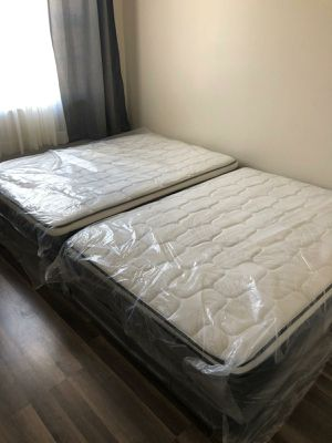 MATTRESSES NEW ⬅️ TWIN,FULL,QUEEN AND KING SIZE 🔥 for Sale in North Miami Beach, FL