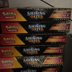 Pokémon Shining Fates Pikachu Collector Box for Sale in Roseville,  CA