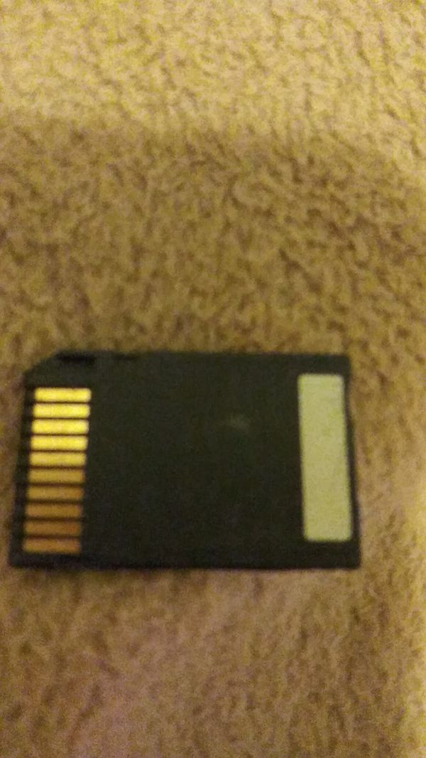 Sony psp memory stick duo 32 mb