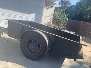 Dump trailer for Sale in Santa Ana, CA