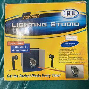 Portable Lighting Studio for Sale in Naples, FL