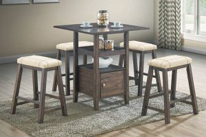 5-pcs dining table on sale only @ Elegant Furniture 🎈🛋 for Sale in Fresno, CA
