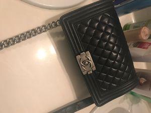Black ChanelBag for Sale in Las Vegas, NV