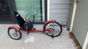 Three wheeled cruiser adult bike for Sale in Richmond, CA