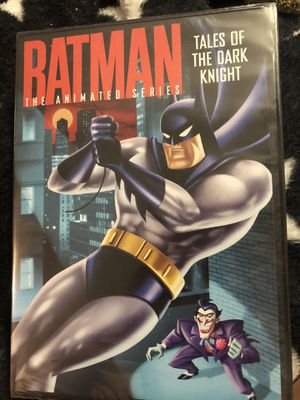 Batman the animated series for Sale in Columbus, OH