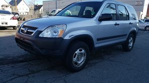 2003 Honda CRV for Sale in Malden, MA