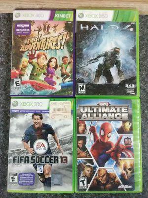 Xbox 360 games bundle for Sale in Washington, DC