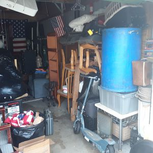 Storage building full of gently used furniture for Sale in Richardson, TX