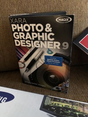 Graphic designer program for Sale in Raleigh, NC