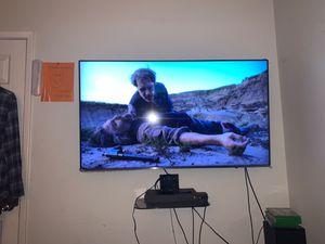 55 inch 4K Samsung tv for Sale in Huntington Beach, CA