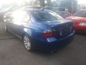 2008 bmw 3 series...leather...sunroof auto for Sale in Miami, FL