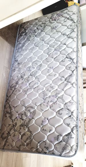 Twin bed Mattress barely used for Sale in Laguna Hills, CA