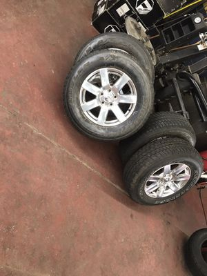 5 Jeep tire and wheel for Sale in Oklahoma City, OK