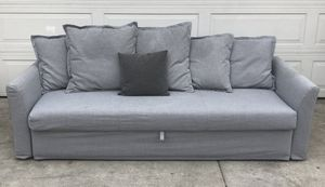 ⭐️⭐️⭐️Gray Sofa Bed & Storage ⭐️⭐️🚚 for Sale in San Jose, CA