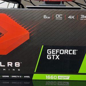 Brand New GTX 1660 Super Graphics Card for Sale in Buckeye, AZ