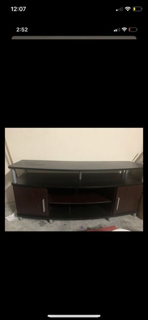 TV stand (missing one leg) for Sale in Grapevine, TX