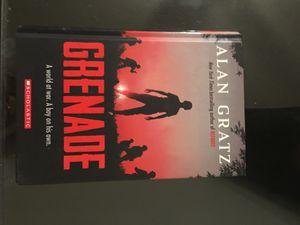 Grenade by Alan Gratz for Sale in Calhoun, LA