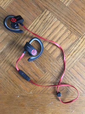 Powerbeats wireless headphones for Sale in Rancho Cucamonga, CA