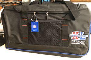 Seahawks Super bowl duffle bag for Sale in Kirkland, WA