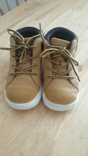 Carter's,toddler boys shoes, size 8,Clean and Good condition for Sale in Alexandria, VA