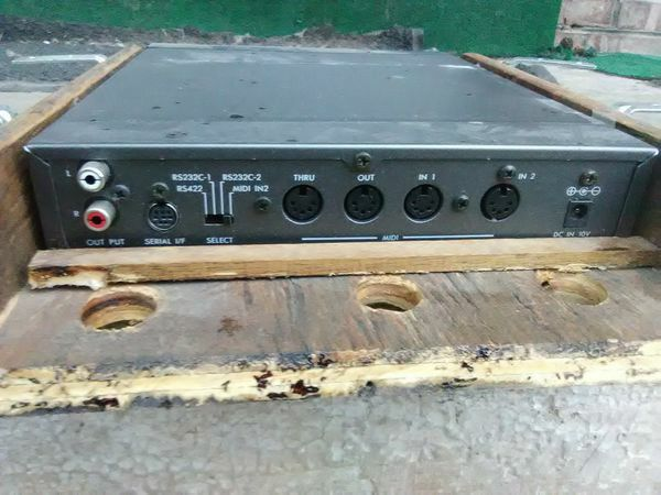 Hammond GM1000 midi sound module