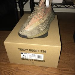 Yeezy Boost 350 V2 Sand Taupe Size 11 for Sale in Fairfax,  VA