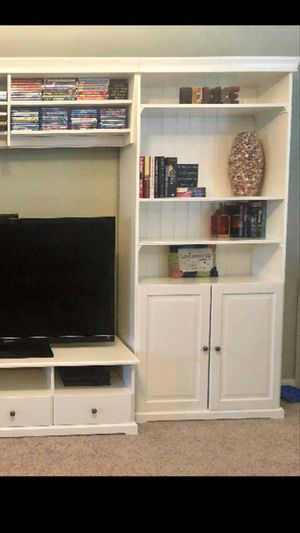 """IKEA Brand """"LIATORP"""" BookCase In Royal White - 37"""" W x 84"""" H - Retails for $400 - ONLY $175!! for Sale in Mesa, AZ"""