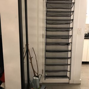 Ikea 12 Level Mesh Over The Door Rack for Sale in Hollywood, FL