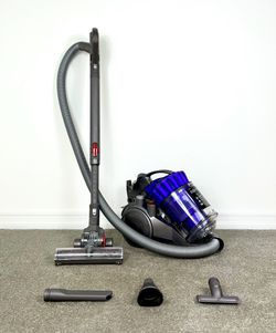 Dyson DC-23 Animal Canister Vacuum Cleaner w/ attachments for Sale in Lemon Grove,  CA