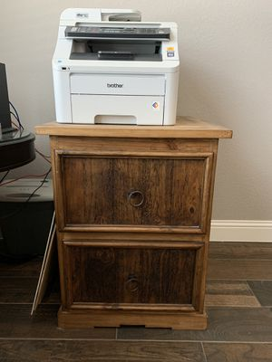 Large rustic filing cabinet for Sale in Springtown, TX