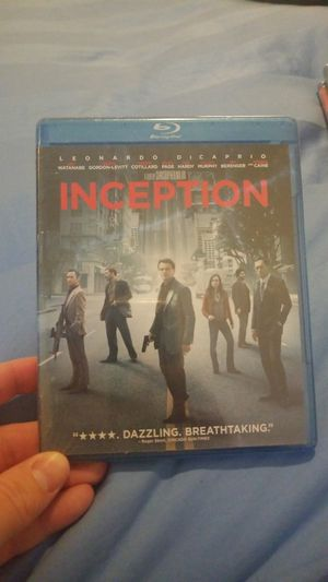 Inception (Blu Ray) BRAND NEW for Sale in Nashville, TN
