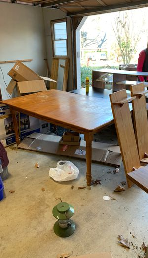 Table for Sale in Cary, NC