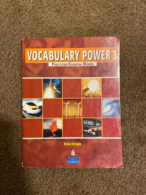 Vocabulary power 3 for Sale in Rowland Heights, CA