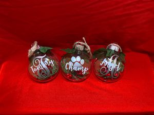 Christmas Ornaments for Sale in Garner, NC