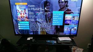 $300 Smart Vizio TV 55 inch working for Sale in Dallas, TX