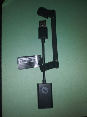 HP USB-A to USB-C for Sale in Escondido, CA