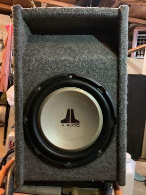 JL Audio12' SUBWOOFER for Sale in Lincolnia, VA