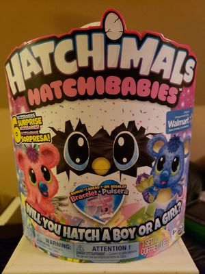 Hatchimals Hatchibabies for Sale in Millington, TN