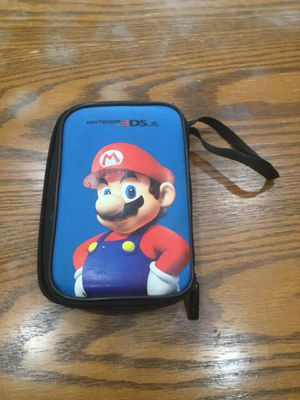 Nintendo 3DS XL carrying case for Sale in Upland, CA