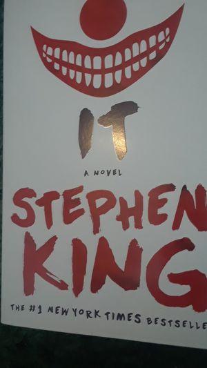 Steven king for Sale in DeFuniak Springs, FL
