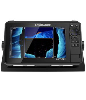 HDS-9 Live - 9-inch Fish Finder with Active Imaging 3 in 1 Transducer with Active Imaging Sonar, FishReveal Fish Targeting and Smartphone Integration for Sale in City of Industry, CA
