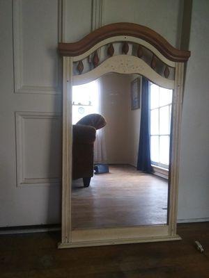 Vintage mirror 2 1/2 foot mirror for Sale in Fresno, CA