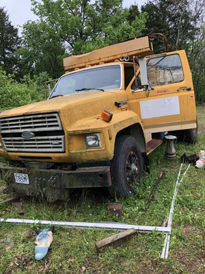 Ford f800 dump truck for Sale in House Springs, MO