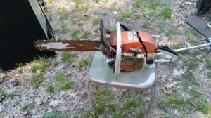 Sthil chainsaw for Sale in Wellston, MI