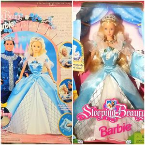 1998 #20489 Sleeping Beauty Barbie Mattel for Sale in Osteen, FL