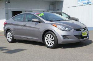 2012 Hyundai Elantra for Sale in Renton, WA